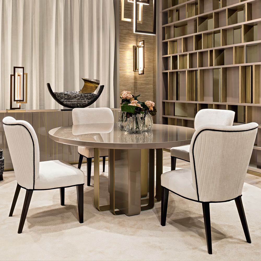 Luxury-Italian-Designer-Dining-Table-And-Chairs-Set-1