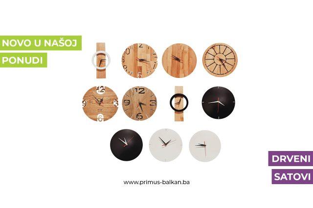 Primus Balkan drveni satovi